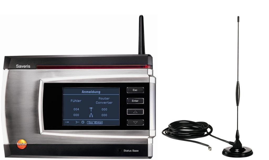 Saveris Base - inklusive GSM-Modul
