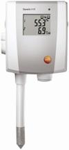 Saveris H1E Feuchte-Ethernetfühler mit einem externen Temperatur- (NTC) / Feuchtefühler