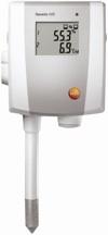 Saveris H2E Feuchte-Ethernetfühler mit einem externen Temperatur- (NTC) / Feuchtefühler
