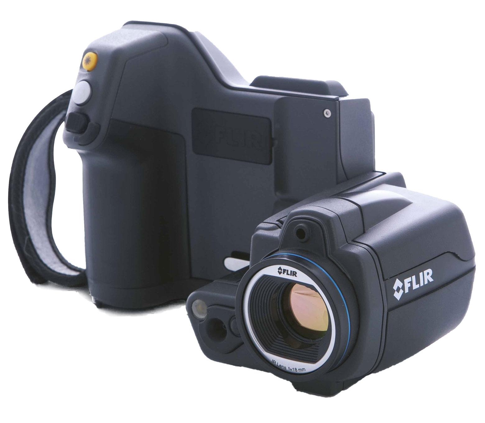 FLIR Wärmebildkamera T460 WINGOLD Messtechnik