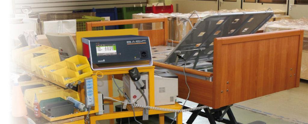 Fertigung | Teilautomatische Prüfung