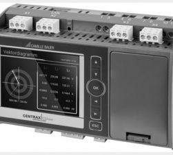Der neue Centrax CU5000 für Energiemessung und Netzqualität ist da!