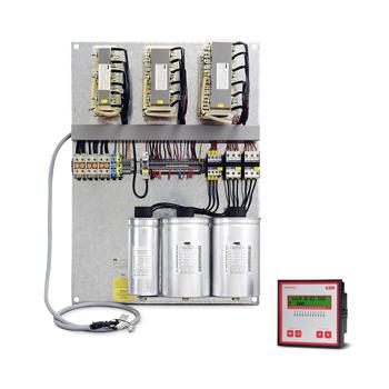 Kompensationsanlage multimod-R auf Montageplatte, K0520-D4505