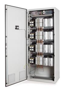 Kompensationsanlage multicab-R im Standschrank, K0520-D4550